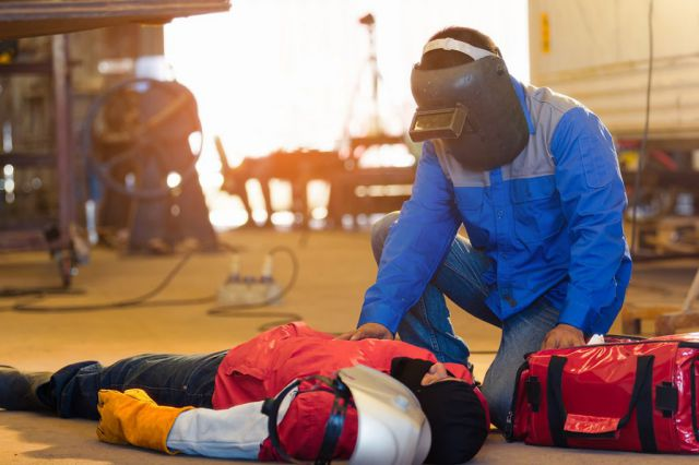 Importance Of First Aid Training At Workplace In Kent